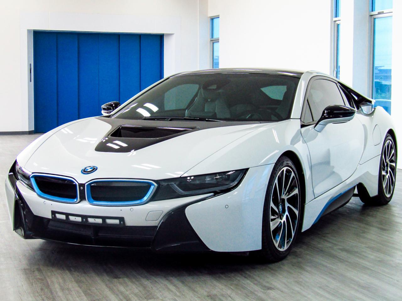 BMW I8 I12 (ปี14-17) Hybrid 1.5 eDrive AT ปี 2017 ราคา - (#59952KD1401)