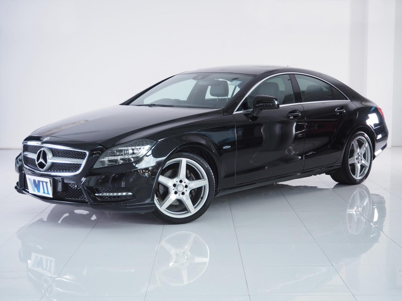 MERCEDES-BENZ CLS-CLASS W 218 (ปี10-13) CLS 350 AT ปี 2012 ราคา 2,750,000.- (#59952LO1101)